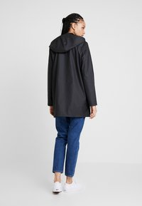 JDY - JDYKENDRA RAINCOAT - Parkaer - black - 2