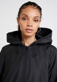 JDY - JDYKENDRA RAINCOAT - Parkaer - black - 3