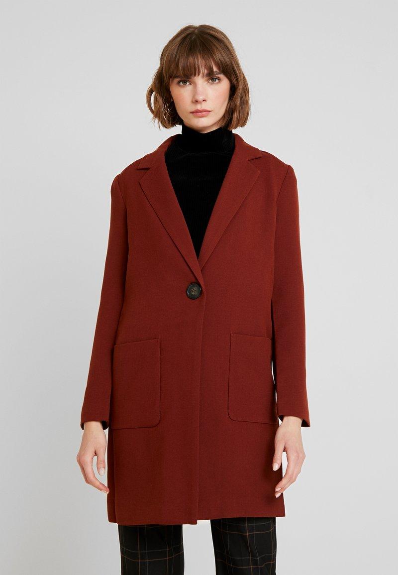 JDY - JDYKAYA BRIGHTON - Manteau classique - brown