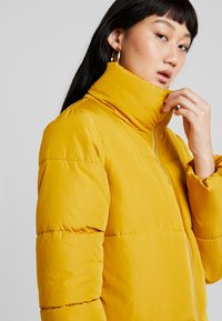 JDY - Classic coat - harvest gold - 5