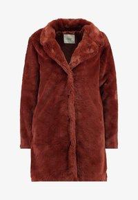 JDY - JDYLUCY  - Winter coat - red - 4