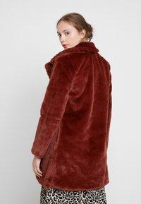 JDY - JDYLUCY  - Winter coat - red - 2