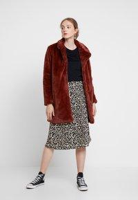 JDY - JDYLUCY  - Winter coat - red - 1