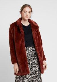 JDY - JDYLUCY  - Winter coat - red - 0
