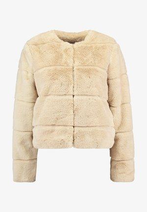 Winter jacket - oatmeal