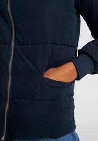 JDY - Zimní kabát - sky captain - 6