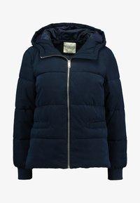 JDY - Zimní kabát - sky captain - 5