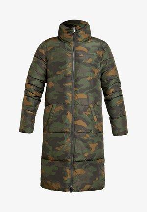 JDYERICA - Zimní kabát - rifle green