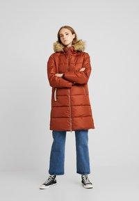 JDY - Zimní kabát - smoked - 1