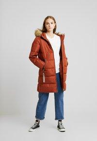 JDY - Zimní kabát - smoked - 0