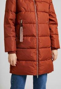 JDY - Zimní kabát - smoked - 4