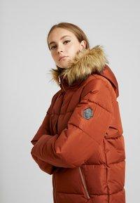 JDY - Zimní kabát - smoked - 6