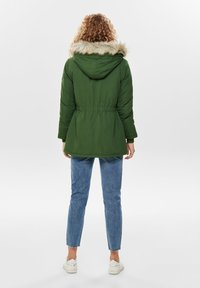 JDY - Winterjas - green - 2