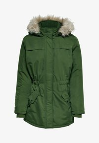 JDY - Winterjas - green - 4