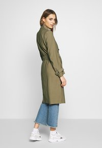 JDY - JDYARYA - Trench - lead gray - 2