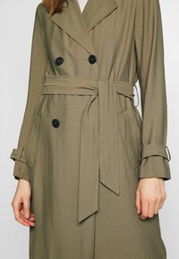 JDY - JDYARYA - Trench - lead gray - 5