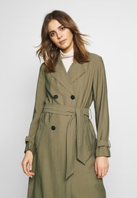 JDY - JDYARYA - Trench - lead gray - 3
