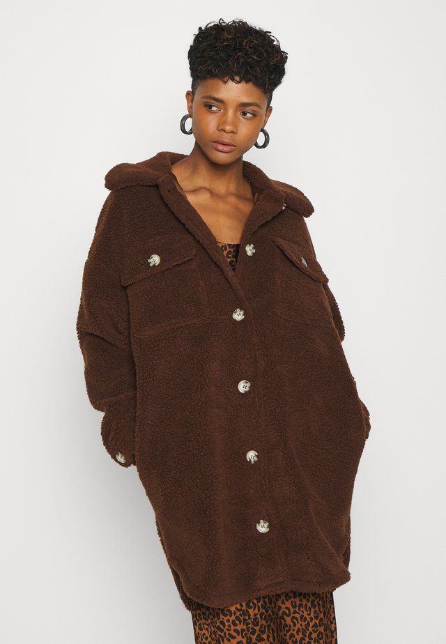 JDYSTELLA JACKET  - Wintermantel - pinecone