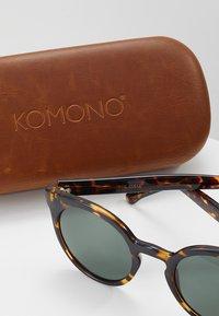 Komono - LULU - Sonnenbrille - dark brown/brown - 3