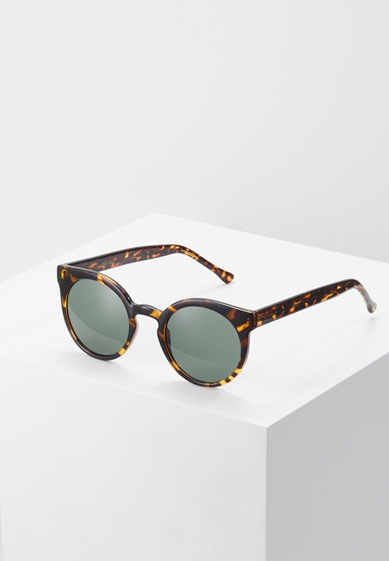 Komono - LULU - Sonnenbrille - dark brown/brown