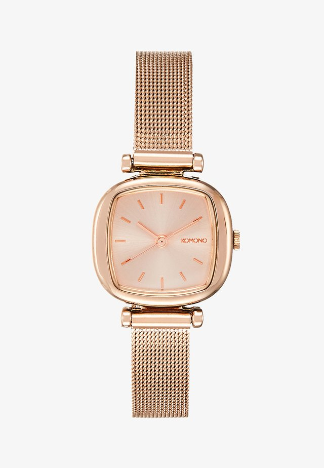 THE MONEYPENNY ROYALE  - Horloge - roségold-coloured
