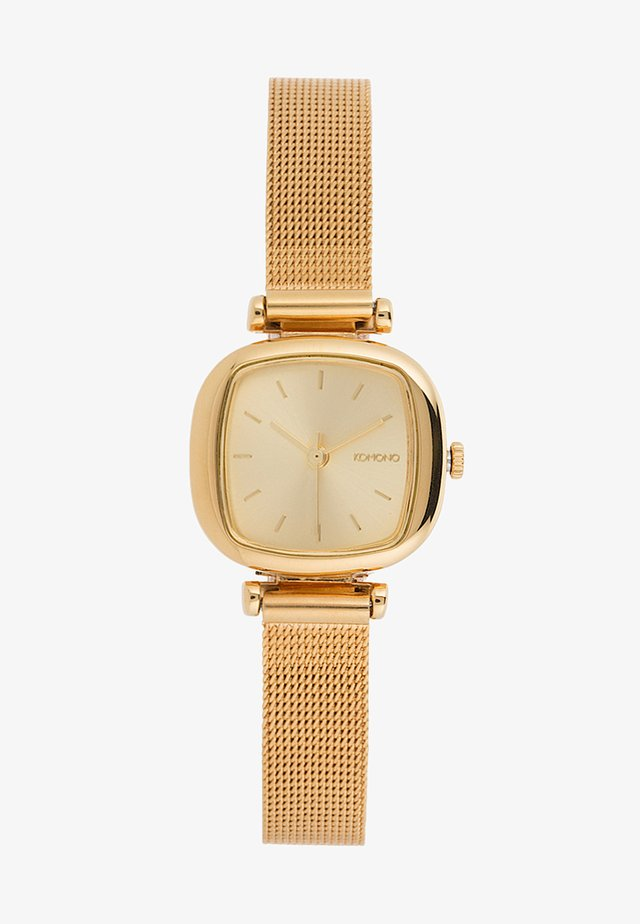 THE MONEYPENNY ROYALE - Horloge - gold