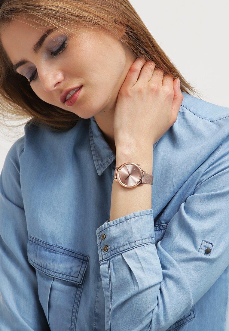 Komono - ESTELLE ROYALE - Watch - rosegold-coloured