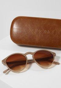 Komono - DEVON   - Okulary przeciwsłoneczne -  sahara - 3