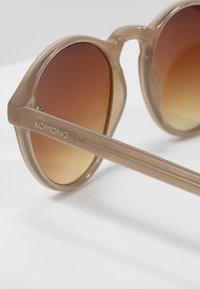 Komono - DEVON   - Okulary przeciwsłoneczne -  sahara - 2