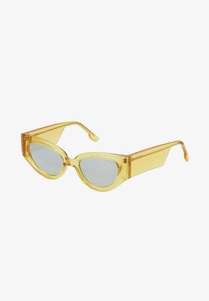 FRAN - Sunglasses - yellow
