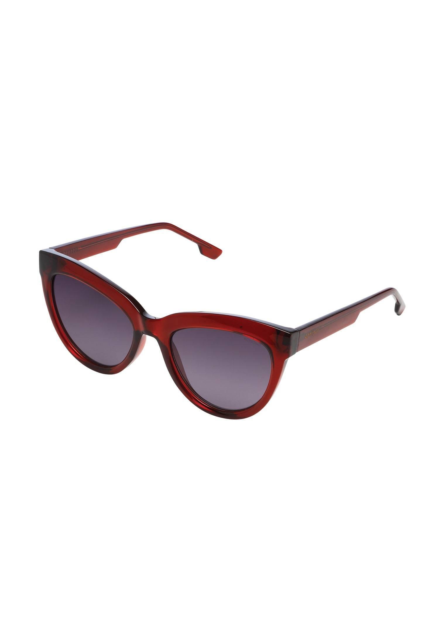Komono LIZ - Sunglasses - burgundy