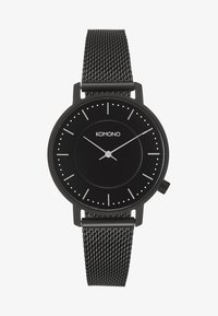 Komono - THE HARLOW - Klokke - black - 1