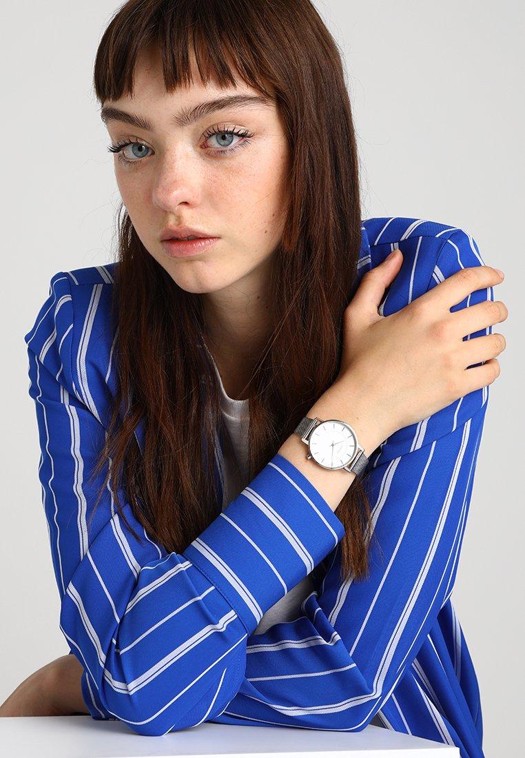Komono - THE HARLOW - Horloge - silver-coloured