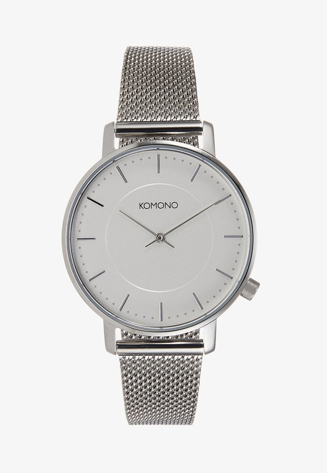 THE HARLOW - Horloge - silver-coloured