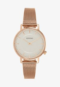 Komono - THE HARLOW - Hodinky - rosegold-coloured - 1