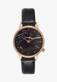 Komono - LEXI - Watch - black marble - 1