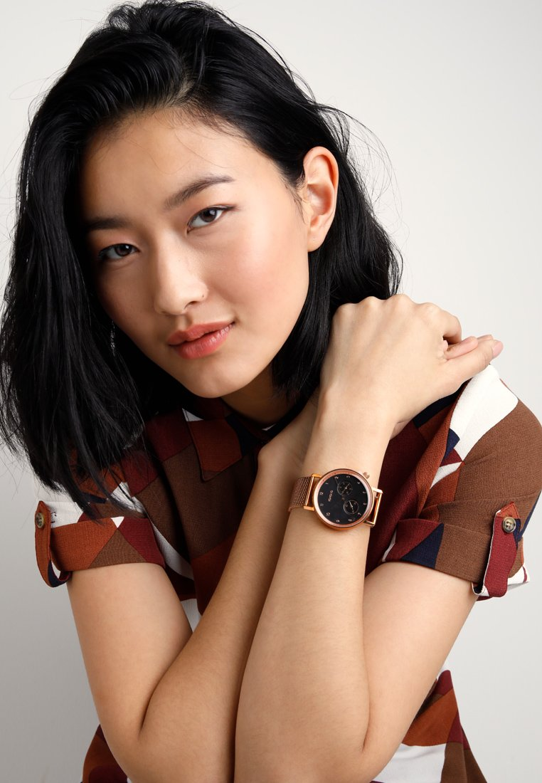 Komono - WALTHER - Ure - rose gold-coloured