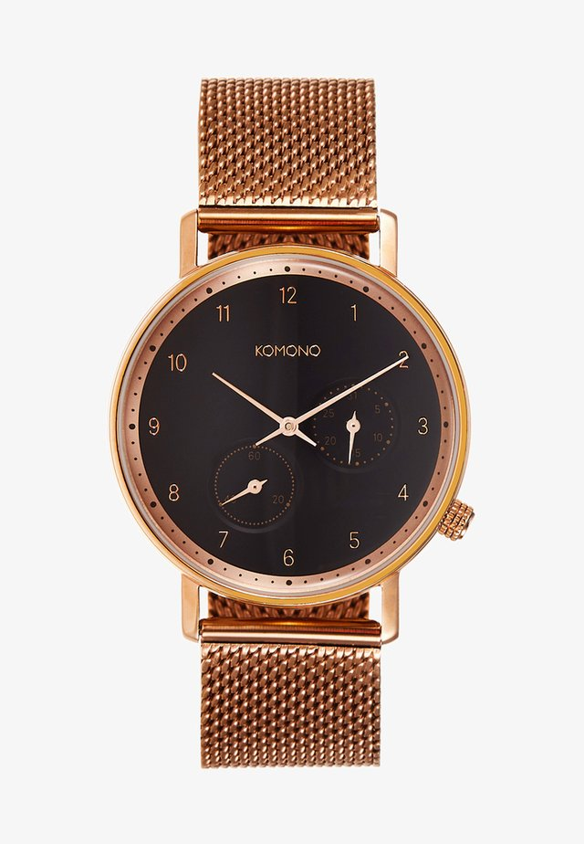 WALTHER - Horloge - rose gold-coloured