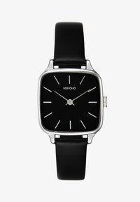 Komono - KATE - Klokke - black/silver-coloured - 1