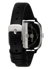 Komono - KATE - Klokke - black/silver-coloured - 2