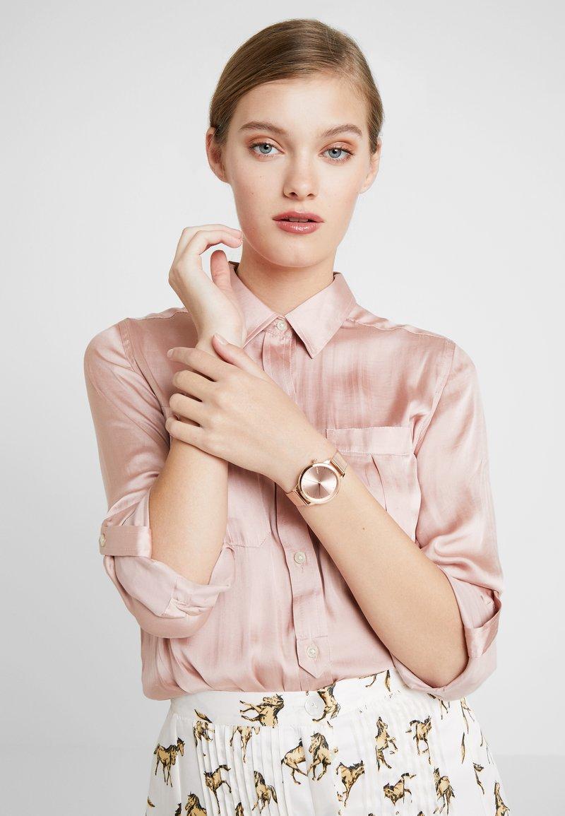 Komono - LEXI ROYALE - Watch - rosegold-coloured