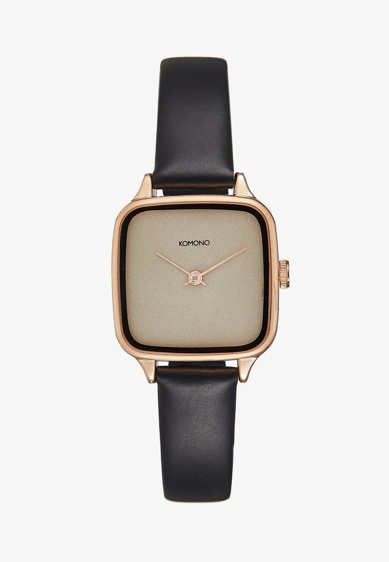 Komono - KATE - Watch - black/rose