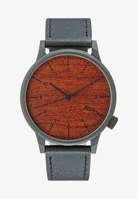 Komono - WINSTON - Horloge - black wood - 1