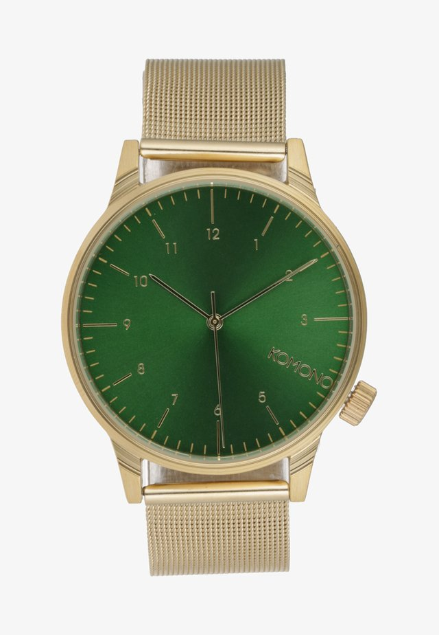 THE WINSTON ROYALE - Rannekello - gold/dark green