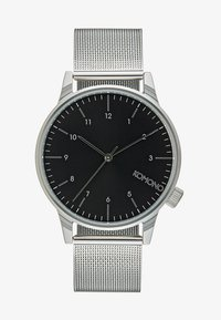 Komono - WINSTON ROYALE - Hodinky - silver-coloured/black - 2