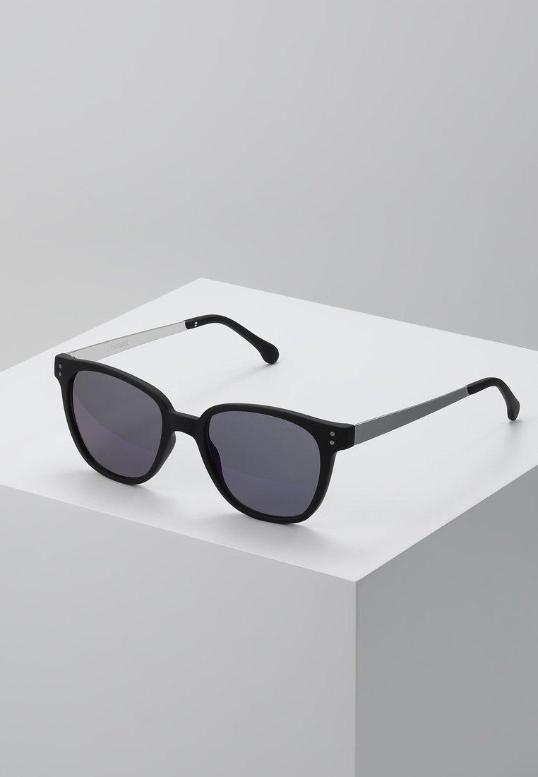 Komono - RENEE - Sunglasses - metal black/silver-coloured