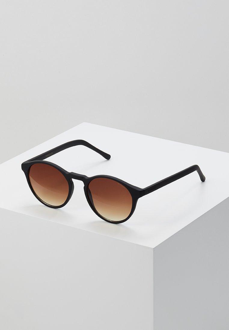 Komono - DEVON - Lunettes de soleil - black rubber