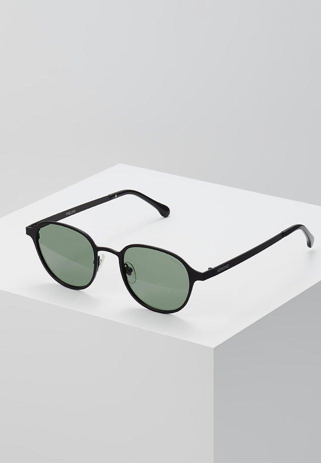 LEVI - Sunglasses - black matte