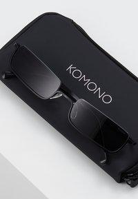Komono - TYREL - Aurinkolasit - black - 2