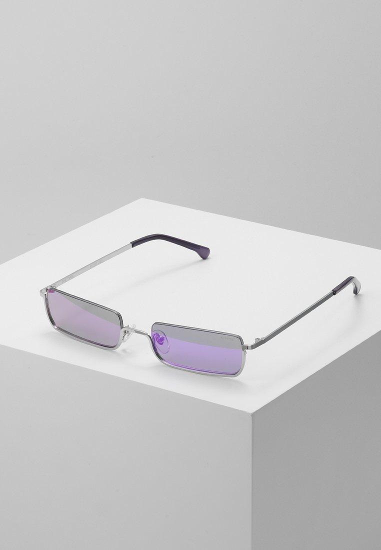 Komono - TYREL - Sonnenbrille - silver-coloured/amethyst-coloured